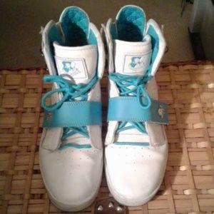 Women's Vlado Atlas NS Boot White/Turquoise